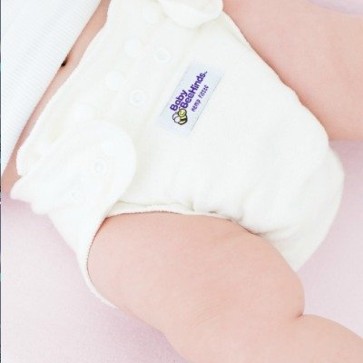 BBH Hemp Fitted Nappy