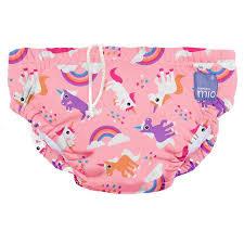 Bambino Mio Swim Nappy Unicorn