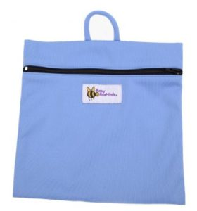 BBH mini wetbag blue
