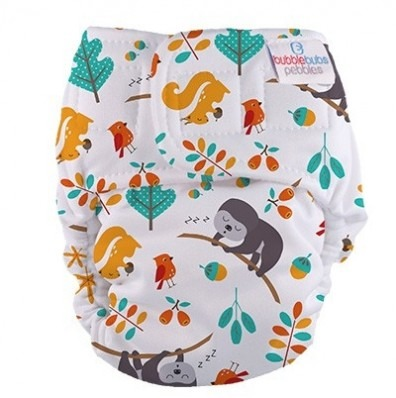 Bubblebubs Pebbles Newborn Nappy Chip