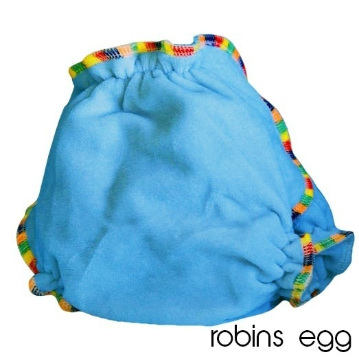 Bubblebubs Bamboo Delight Robins Egg