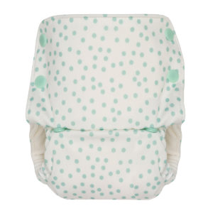 GroVia All in One Soft Mint Dot