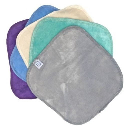 Bubblebubs Bamboo Velour Wipes