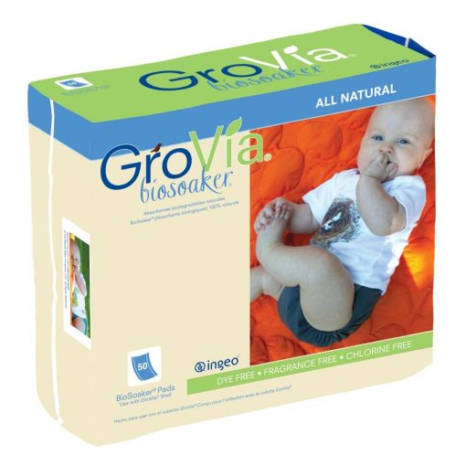GroVia Biosoakers disposable inserts