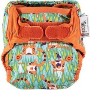 Pop-in Nappy Cover Tiger