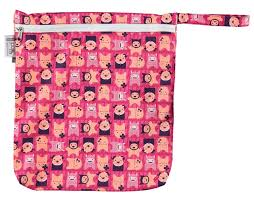Pop-in Small Tote Bag zippered wetbag