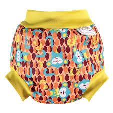 Close Parent Pop-in Swim Nappy Monkey