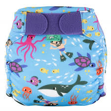 TotsBots Swim Nappy Under the Sea