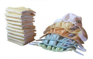 Pop-in newborn nappy pack