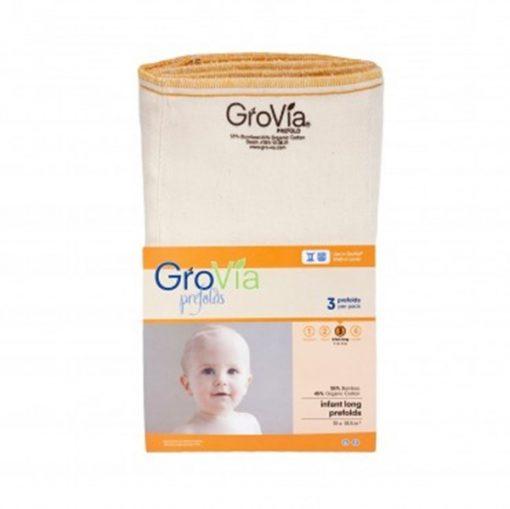 GroVia Prefold Size 3