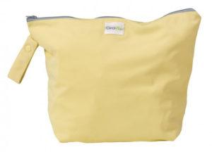 GroVia zippered wetbag chiffon