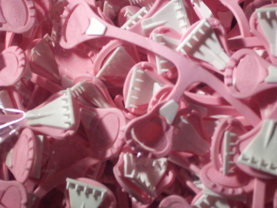 Snappi Nappy Fastener Pink