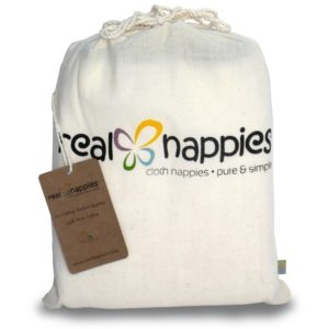 Real Nappies Prefold Nappies Six Pack
