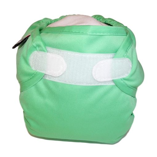 Real Nappy Cover Green