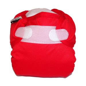 Real Nappy Cover Red