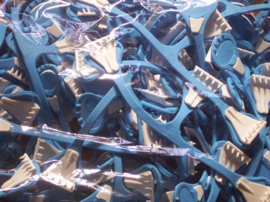 Snappi Nappy Fastener Dark Blue