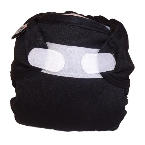 Real Nappy Cover Black