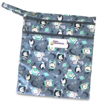 BBH Double Pocket Wetbag Rocket Rangers