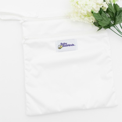 BBH Double Pocket Wetbag White