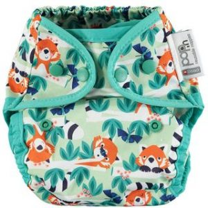 Pop-in Popper nappy Red Panda