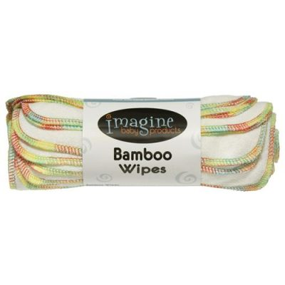 Imagine Bamboo Cloth Wipes