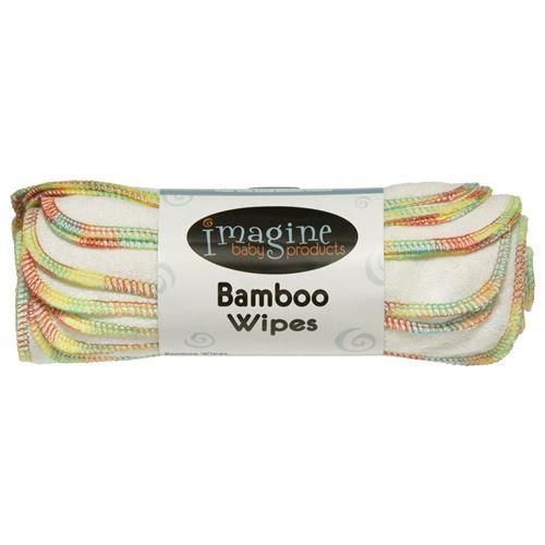 Imagine Bamboo Cloth Wipes