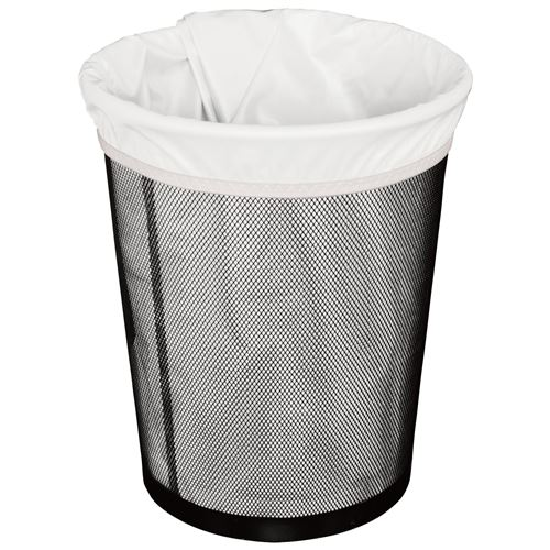 Planet Wise Reusable Bin Liner White