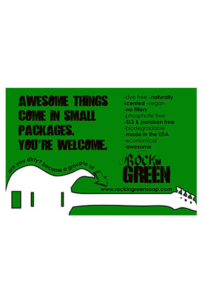 Rockin' Green Classic Rock Sample pack