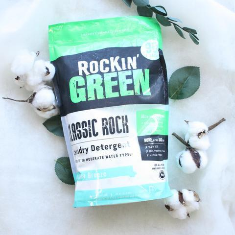 Rockin' Green Classic Rock ACDSea Breeze