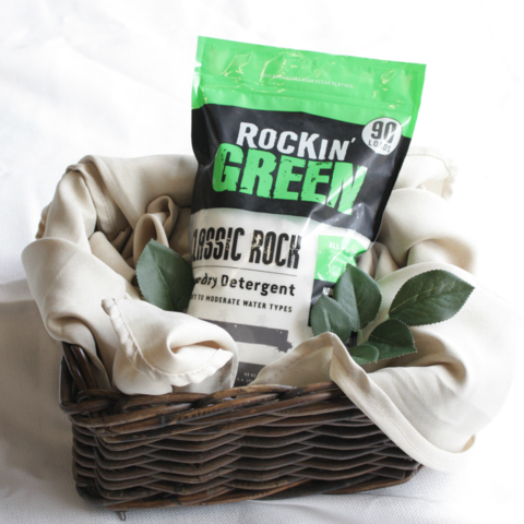 Rockin' Green Classic Rock Unscented