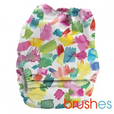 Bubblebubs PUL Candies Brushes