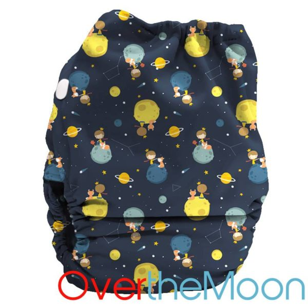 Bubblebubs PUL Candies Nappy over the Moon