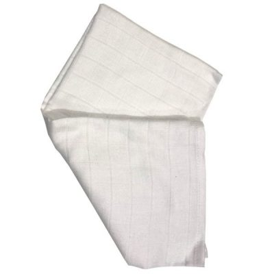 Bubblebubs Organic Cotton Muslin Flat