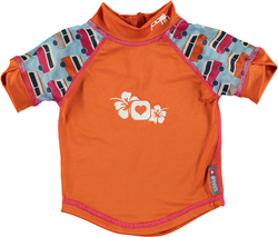Pop-in Rash Vest Campervan Blue