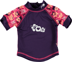 Pop-in Rash Vest Monster Edie